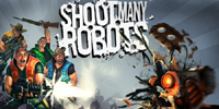 SHOOT MANY ROBOTS 装備コンプ